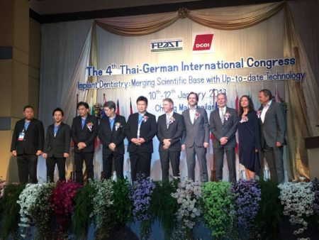 """Merging Scientific Base with Up-To-Date Technology"" – 4th Thai-German International Congress"