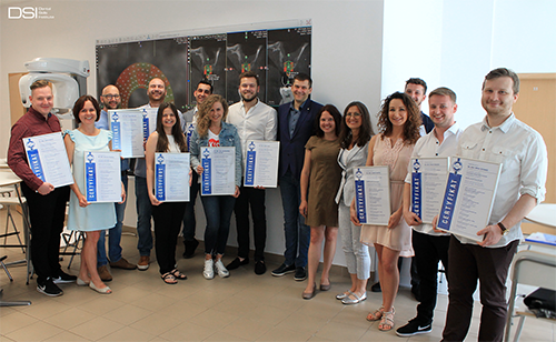 The Polish Group XXII has successfully completed the Conjoint Curriculum Implantology.